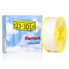 Filament wit 2,85 mm ABS 1 kg Jupiter serie (123-3D huismerk)