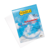 123inkt fotopapier waterbestendige sticker A4 transparant (10 stickers)  300224