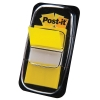 3M Post-it index standaard geel 25,4 x 43,2 mm (50 tabs) 680YEL 201483