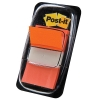 3M Post-it index standaard oranje 25,4 x 43,2 mm (50 tabs) 680ORA 201486