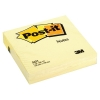 3M Post-it notes geel 100 x 100 mm