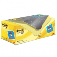 3M Post-it notes geel 76 x 76 mm (20 pack) 654Y20 201459