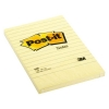 3M Post-it notes gelijnd geel 102 x 152 mm 660YEL 201465