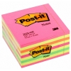 3M Post-it notes kubus neonroze 76 x 76 mm