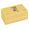3M Post-it super sticky Z-notes geel 76 x127 mm