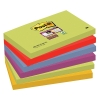 3M Post-it super sticky notes Marrakesh 76 x 127 mm (6 pack)