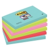 3M Post-it super sticky notes Miami 76 x 127 mm (6 pack)