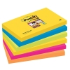 3M Post-it super sticky notes Rio 76 x 127 mm (6 pack) 655SSRO 201054