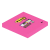 3M Post-it super sticky notes fuchsia 76 x 76 mm