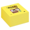 3M Post-it super sticky notes narcisgeel 76 x 76 mm (350 vel)