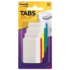 3M Post-it vlakke indextabs strong voor opbergmappen (24 tabs) 686F-1 201368