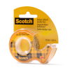3M Scotch 665 dubbelzijdige tape 12 mm x 6,3 m + dispenser
