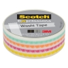 3M Scotch funky dots washi tape (15 mm x 10 m) C314P36 201474