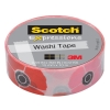 3M Scotch poppy washi tape (15 mm x 10 m) C314P18 201478