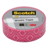 3M Scotch roze craquelé washi tape (15 mm x 10 m) C314P23 201471