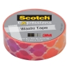 3M Scotch sunset washi tape (15 mm x 10 m) C314P19 201475