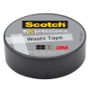 3M Scotch zwarte washi tape (15 mm x 10 m) C314BLK 201473