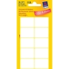 Avery zweckform 3075 multifunctionele etiketten 32 x 23 mm wit (60 etiketten)