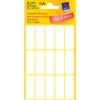 Avery zweckform 3076 multifunctionele etiketten 38 x 14 mm wit (90 etiketten)