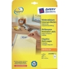 Avery zweckform L4743-25 multifunctionele etiketten 99,1 x 42,3 mm wit (300 etiketten)