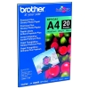 Brother BP71GA4 premium plus glossy photo paper 260 grams A4 (20 vel) BP71GA4 063512