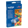 Brother BP71GP50 premium plus glossy photo paper 260 grams 10 x 15 cm (50 vel)