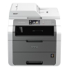 Brother DCP-9020CDW all-in-one netwerk laserprinter kleur met WiFi (3 in 1) DCP9020CDWRF1 832833