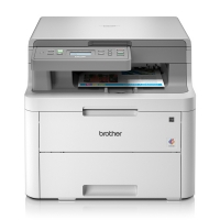 Brother DCP-L3510CDW all-in-one netwerk laserprinter kleur met WiFi (3 in 1) DCPL3510CDWRF1 829932