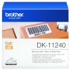 Brother DK-11240 barcode label wit (origineel)