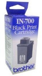 Brother IN-700 inktcartridge zwart (origineel) IN700 029030