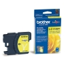 Brother LC-1100Y inktcartridge geel (origineel) LC1100Y 900693