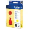 Brother LC-121Y inktcartridge geel (origineel) LC-121Y 029120