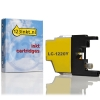 Brother LC-1220Y inktcartridge geel (123inkt huismerk) LC1220YC 029077