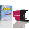 Brother LC-1240M inktcartridge magenta (123inkt huismerk) LC1240MC 029049