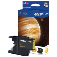 Brother LC-1240Y inktcartridge geel (origineel) LC1240Y 029052