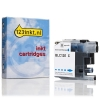 Brother LC-12EC inktcartridge cyaan (123inkt huismerk) LC12ECC 028937