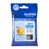 Brother LC-3211C inktcartridge cyaan (origineel) LC3211C 028480