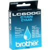 Brother LC-600C inktcartridge cyaan (origineel) LC600C 028960