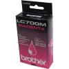 Brother LC-700M inktcartridge magenta (origineel) LC700M 029010