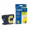 Brother LC-980Y inktcartridge geel (origineel) LC980Y 028874