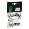 Brother M-K221BZ tape zwart op wit 9 mm (origineel)