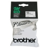 Brother M-K231BZ tape zwart op wit 12 mm (origineel)