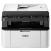 Brother MFC-1910W all-in-one netwerk laserprinter zwart-wit met WiFi (4 in 1) MFC1910WH1 832806