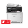 Brother MFC-L3710CW all-in-one draadloze laserprinter kleur met WiFi (4 in 1)