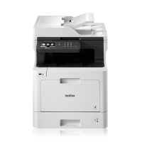 Brother MFC-L8690CDW all-in-one netwerk laserprinter kleur met WiFi (4 in 1) MFC-L8690CDW 832873