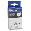 Brother TC-291 tape zwart op wit 9 mm (origineel)
