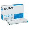 Brother TN-04C toner cyaan (origineel) TN04C 902983