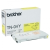 Brother TN-04Y toner geel (origineel) TN04Y 901269