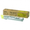 Brother TN-12Y toner geel (origineel) TN12Y 029830