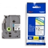 Brother TZe-231 tape zwart op wit 12 mm (origineel) TZe231 080404